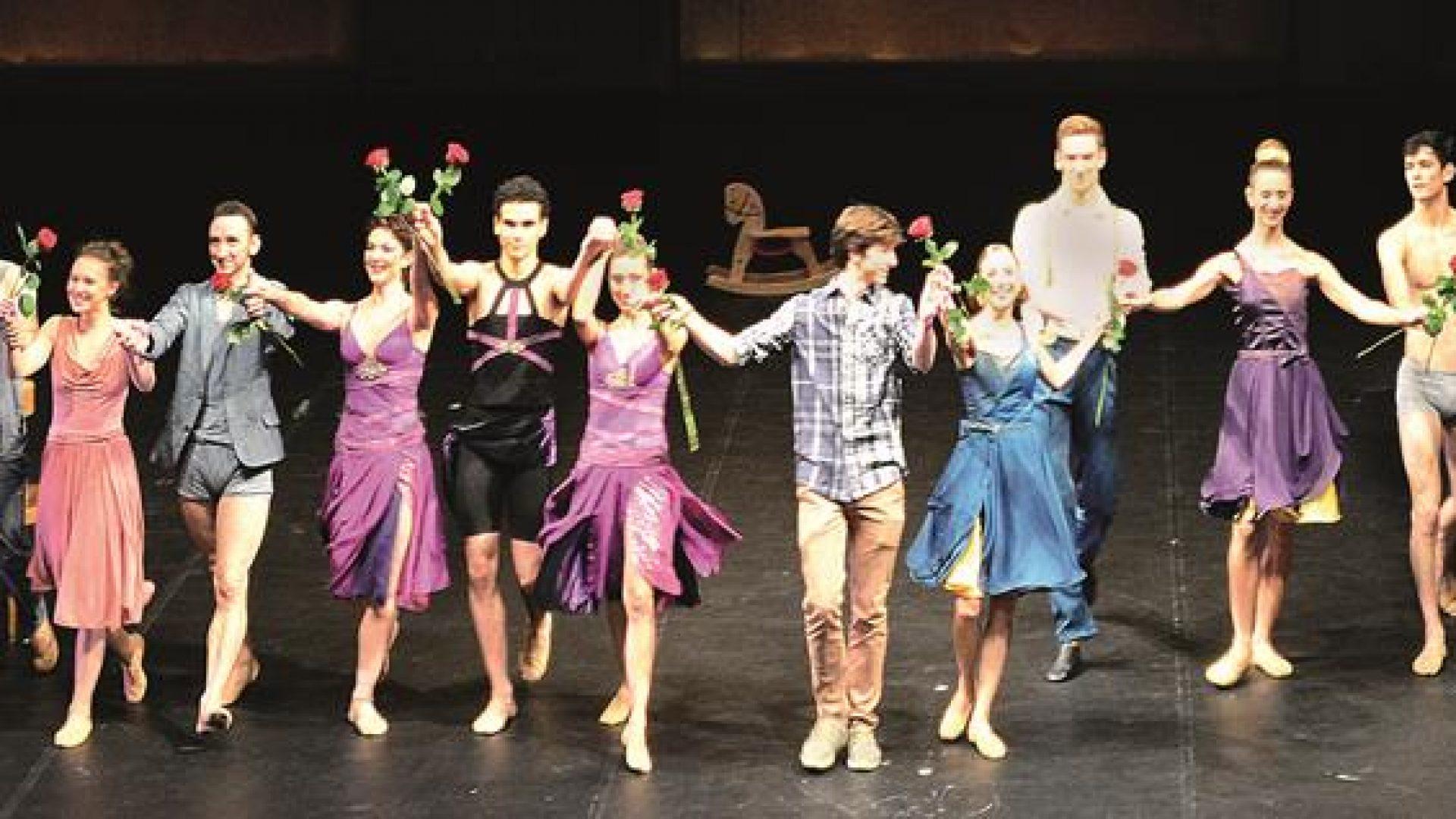History des Ballettclubs